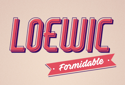 LOEWIC Formidable